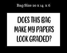 Load image into Gallery viewer, Burlap Tote Bag Kit