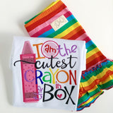 Lollipop Rainbow Ruffle Shorties sizes 2 to girls 12 - Darling Little Bow Shop
