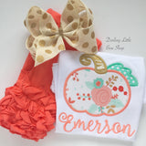 "Burlap Bow -- ivory with gold polka dots 6"" bow - Darling Little Bow Shop"
