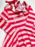 Valentine Twirly Dress - Darling Little Bow Shop