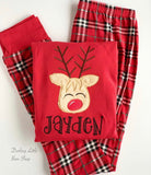 LIMITED Family Christmas Pajamas and Nightgowns - plaid style - infant to adult sizes - Darling Little Bow Shop