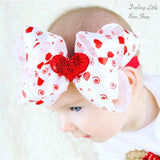 Valentine Puppy Outfit - Darling Little Bow Shop