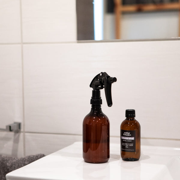DIY Window & Glass Cleaner with Colloidal Silver