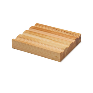 Small Timber Soap Holder