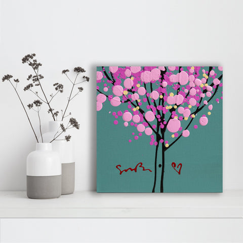 April - Canvas