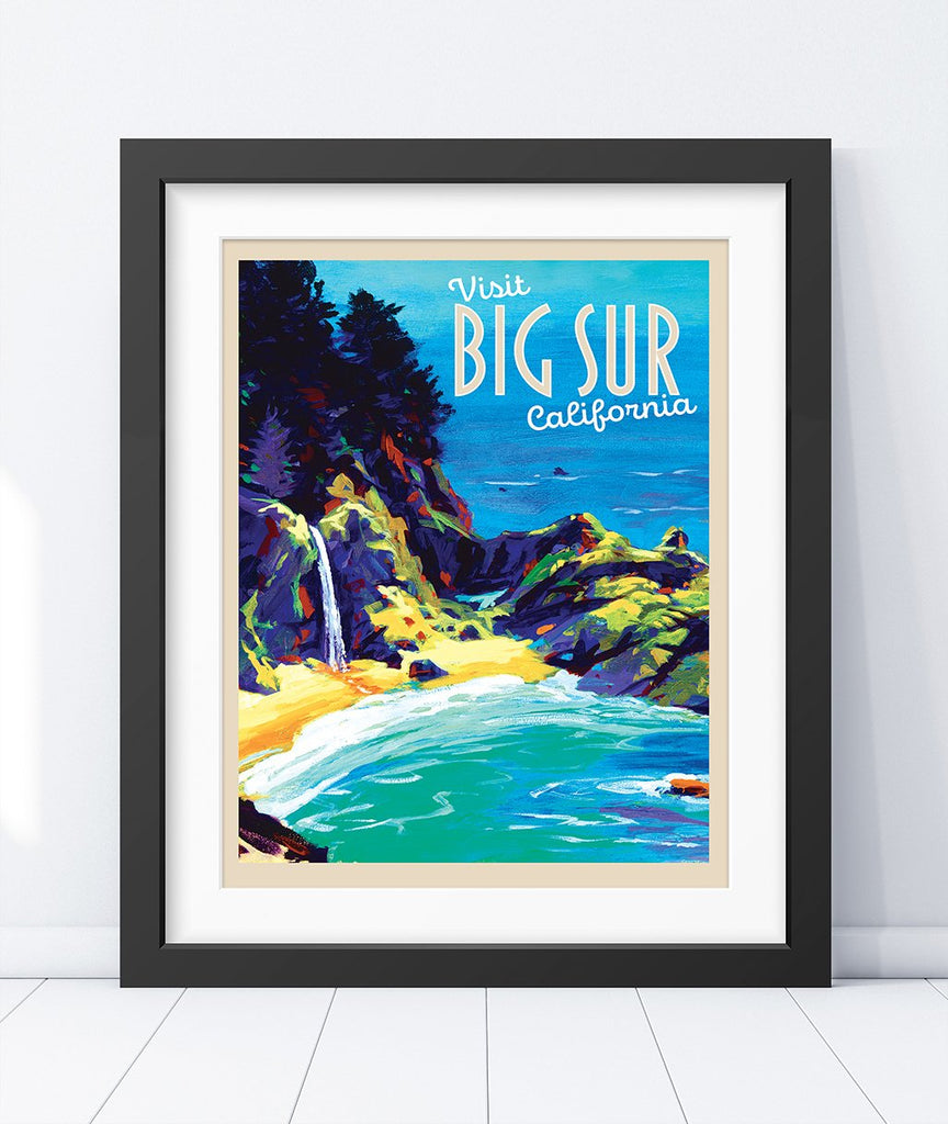Big Sur III - Traveller Collection
