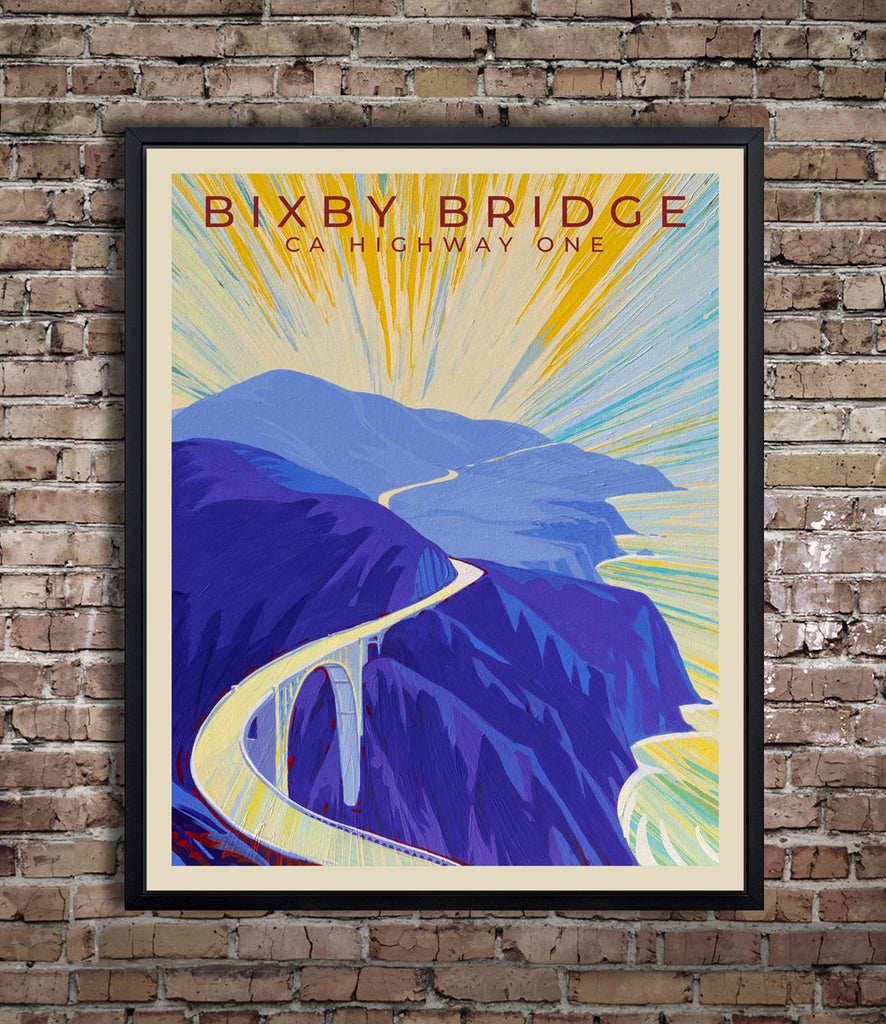 Bixby Bridge II - Traveller Collection