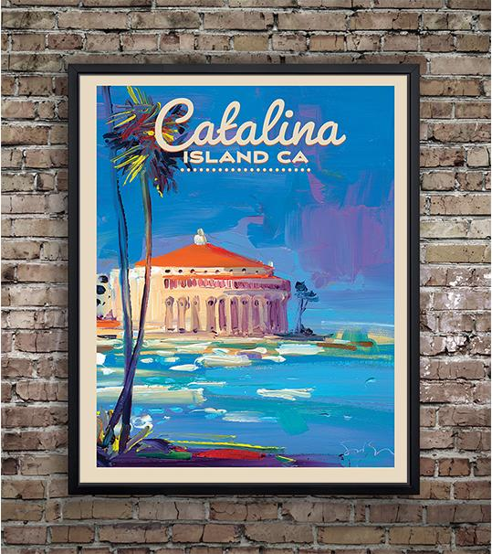 Catalina Island - Traveller Collection