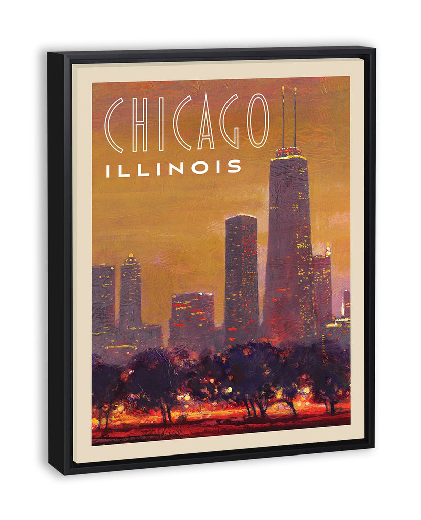 Chicago - Traveller Collection