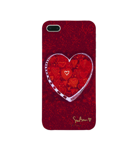 Hearts of Love - Phone Case