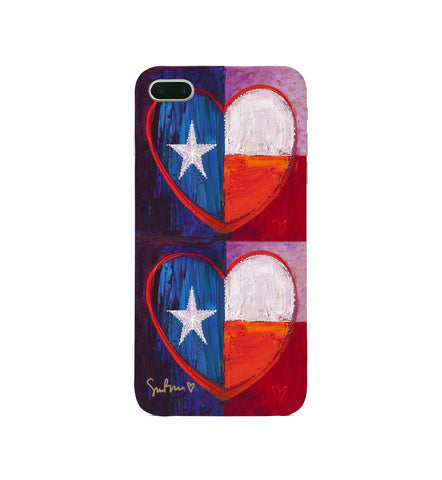 I Love Texas - Phone Case