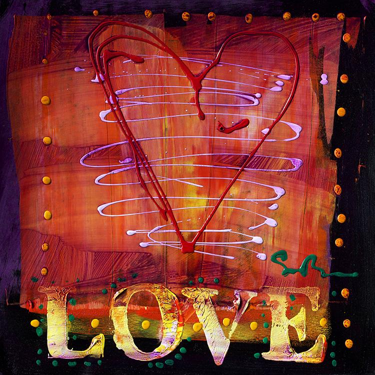 Love - Cushion