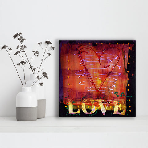 Love - Canvas