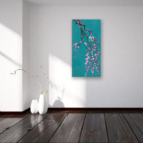 Moon Blossom - Canvas