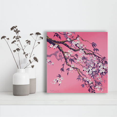 Nesting Season - Canvas