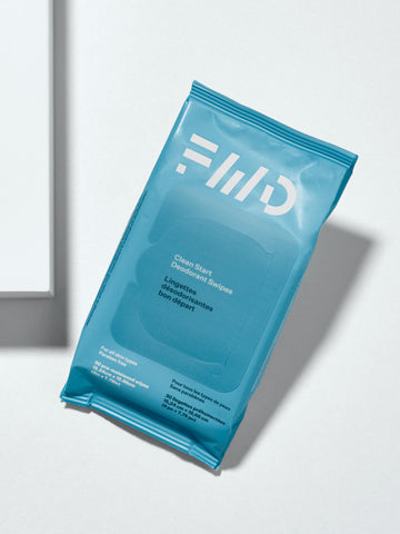 Clean Start Deodorant Wipes