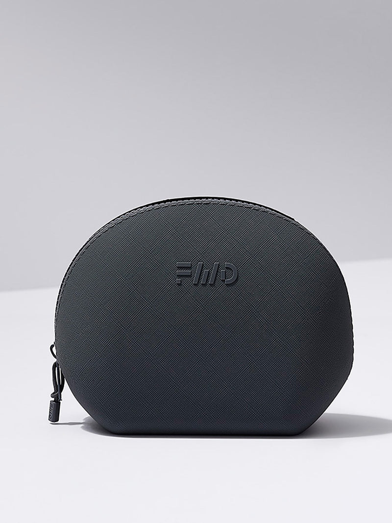 Easy Clean Silicone Dome Toiletry Pouch