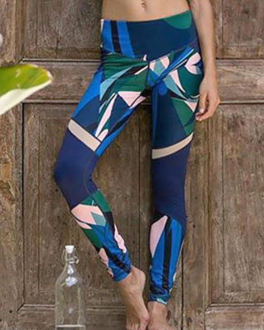 Stylish Digital Printed Sports Leggings