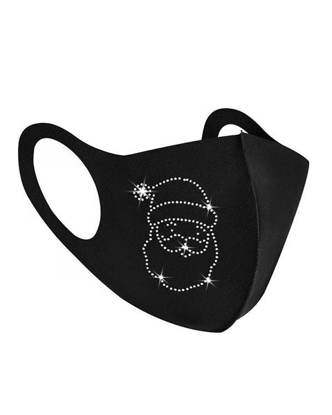 Mutil Pattern Studded Breathable Face Mask