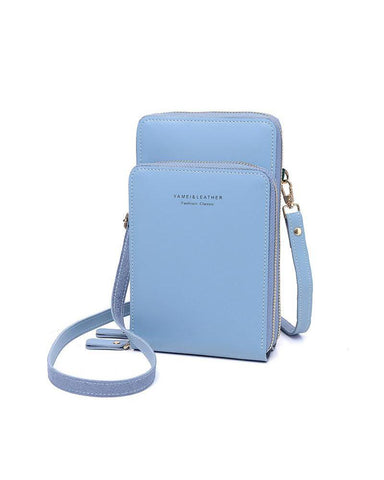 Crossbody Double Layered Bags