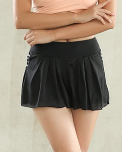 Double Layered Ruffle Shorts