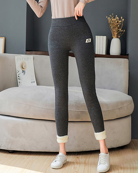 High Waist Super Thick Winter Leggings