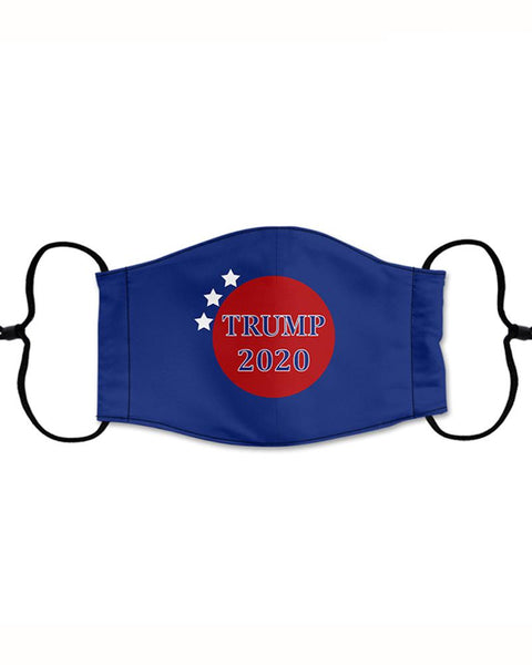 Letter Figure Print Breathable Mouth Mask