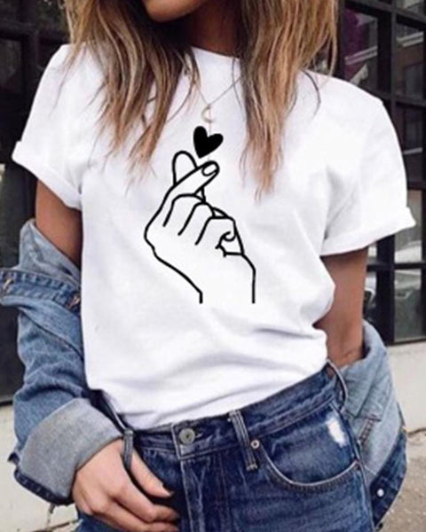 Heart Sign T-Shirt