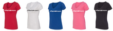 Load image into Gallery viewer, #AerialMom V-Neck Tee
