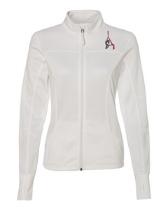 Aerialetics Jacket - Zip up Track Style Jacket