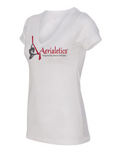 Aerialetics V-neck & Racerback Tanks