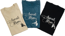 Load image into Gallery viewer, Aerial Mom Crewneck Tee