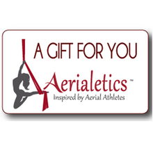 Load image into Gallery viewer, Aerialetics Gift Card