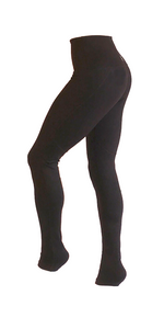 Black aerial leggings