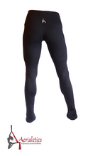 Load image into Gallery viewer, Aerial Practice Leggings - Black