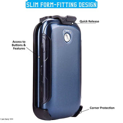 Samsung Convoy 4 Belt Clip Holster Case Cover