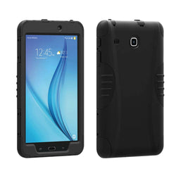 "Samsung Galaxy Tab E 8.0"" Rugged Case Cover w/Screen Protector"