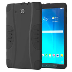 "Samsung Galaxy Tab E 9.6"" Rugged Case Cover w/Screen Protector"