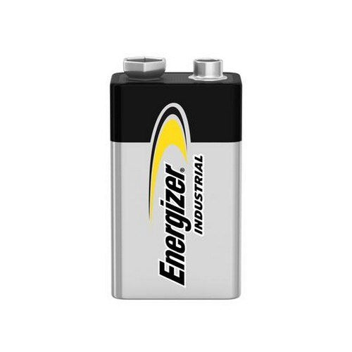 INDUSTRIAL 9 VOLT ALKALINE BATTERY
