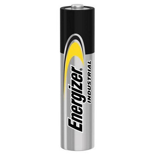 "INDUSTRIAL ""AAA"" ALKALINE BATTERY"