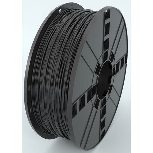 PLA, 1.75 MM, 1 KG SPOOL - PREMIUM 3D PRINTER FILAMENT - BLACK