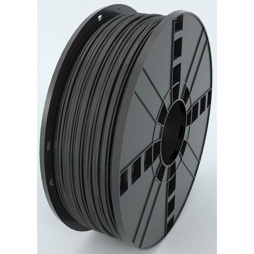 PLA, 2.85 MM, 1 KG SPOOL - PREMIUM 3D PRINTER FILAMENT - BLACK