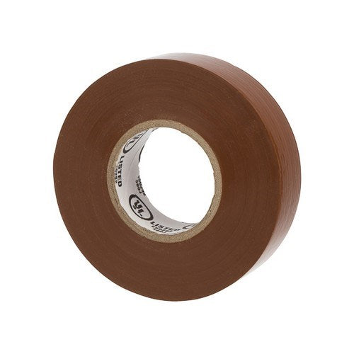 "WARRIORWRAP 7MIL (.007"") PREMIUM VINYL ELECTRICAL TAPE"
