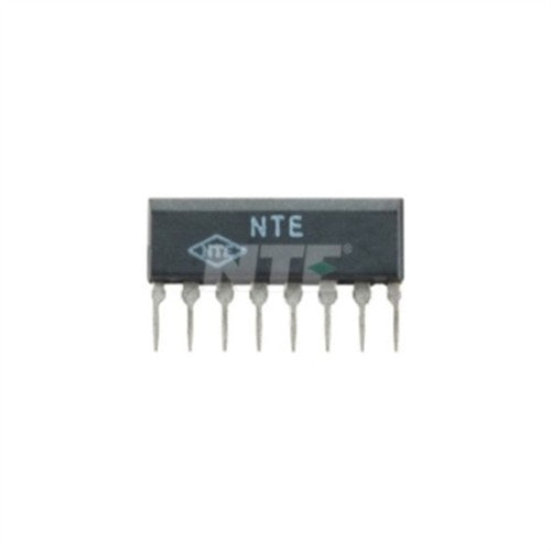 INTEGRATED CIRCUIT DUAL PREAMP FOR CAR AUDIO 8-LEAD SIP