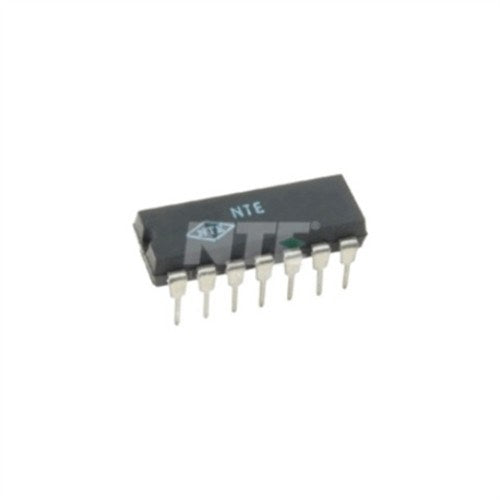 INTEGRATED CIRCUIT TV AFT CIRCUIT 14-STAGGERED LEAD DIP