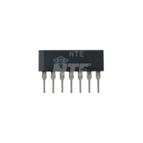 INTEGRATED CIRCUIT LO-NOISE AF PREAMP 7-LEAD SIP VCC=20V