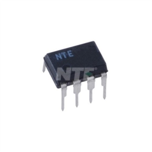INTEGRATED CIRCUIT FM IF AMP 8-LEAD DIP VCC=20V INCLUDES 2 INDIVIDUAL DIFFERENTIAL AMPS