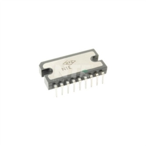 INTEGRATED CIRCUIT NOISE SUPPRESSION CIRCUIT FOR VCR 16-LEAD DIP VCC=12V TYP