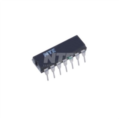 INTEGRATED CIRCUIT IF AMP WITH DETECTOR 14-LEAD DIP VCC=18V
