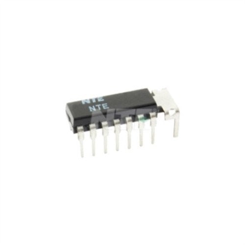 INTEGRATED CIRCUIT AF POWER OUTPUT PO=0.5 WATT 14-LEAD DIIP VCC=10V